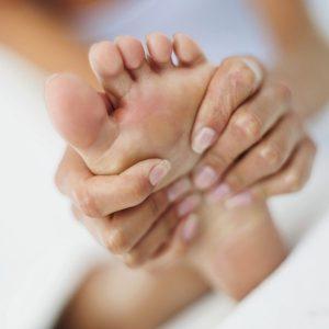voetenverwennerij