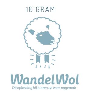 Wandelwol 10 gram
