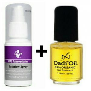HFL Solution Spray en Dadi'oil